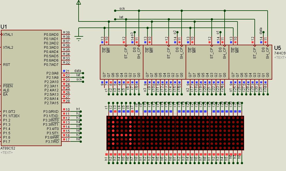 matrix 3x32