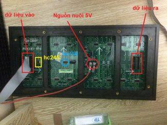 module led ma tran P10
