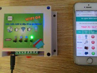 Xây dựng hệ thống IoT hoàn chỉnh